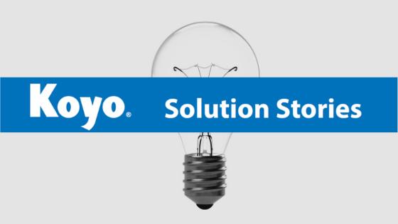 KOYO Solution Story Volume 1